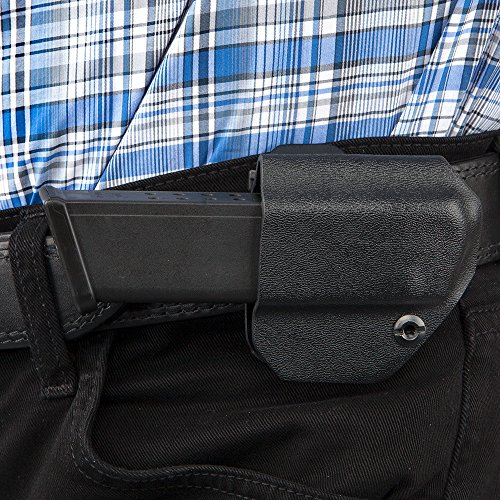 Horizontal Magazine Pouch - Perfect Horizontal Glock Magazine Pouch (9mm/.40S&W/.357SIG)