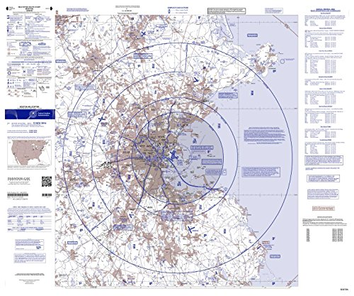 FAA Chart: VFR Helicopter BOSTON HELBOS (Current - Map Boston Airport