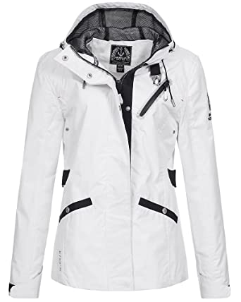 Geographical Norway - Chaqueta - para mujer blanco 46 ...