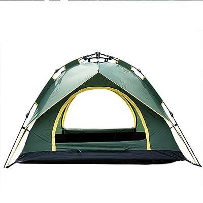 2–3personnes Tente de camping automatique rapide Pop Up Tente imperméable léger Portable étanche avec
