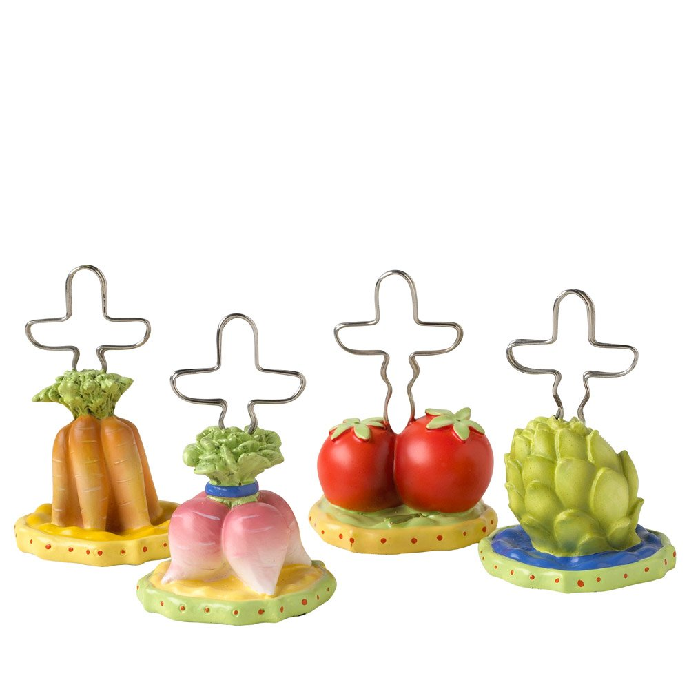Pfaltzgraff Pistoulet Place Card Holders, Set of 4 by Pfaltzgraff