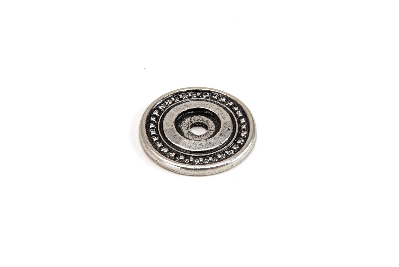 Carpe Diem Hardware 866-9C Cache Chalice Escutcheon with Swarovski Crystals