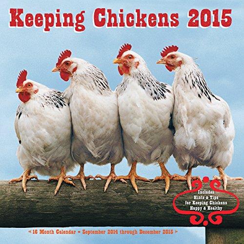 Keeping Chickens 2015: 16-Month Calendar, September 2014 through December 2015