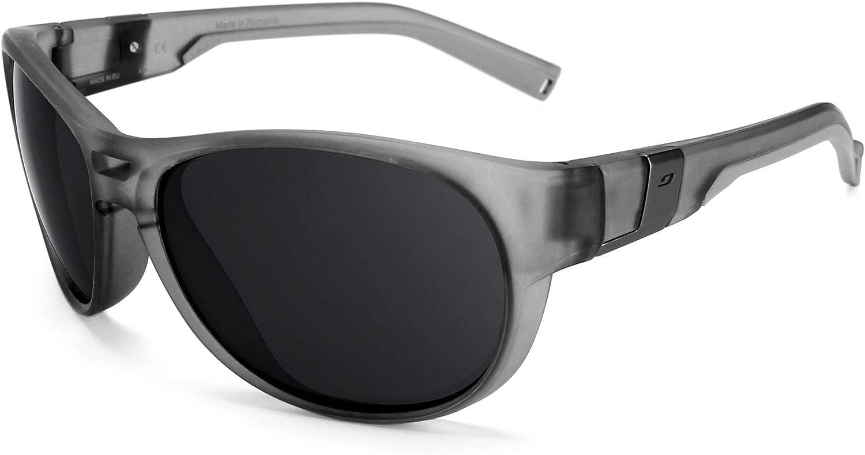Revant Lenti di Ricambio Julbo Shore - Compatibili con Occhiali da Sole Julbo Shore Blu Ghiaccio Mirrorshield - Non Polarizzate