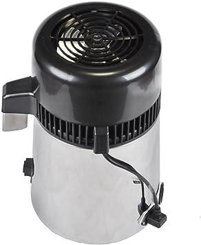 304 Acero inoxidable purificador de agua Destilador de agua pura agua eléctrica sin agua Collection: Amazon.es: Bricolaje y herramientas