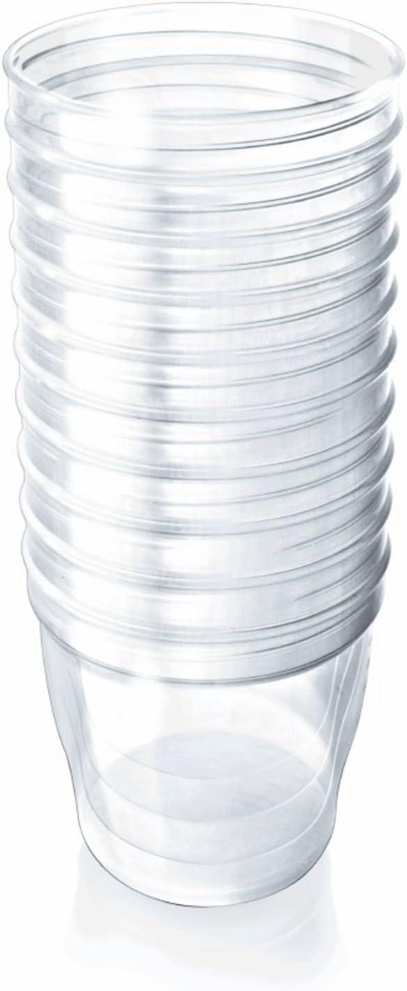 Philips AVENT - 10 Vasos Via 180Ml: Amazon.es: Bebé