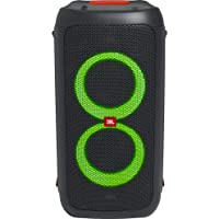 JBL PartyBox 100 - Altavoz inalámbrico Bluetooth portátil de Alta Potencia
