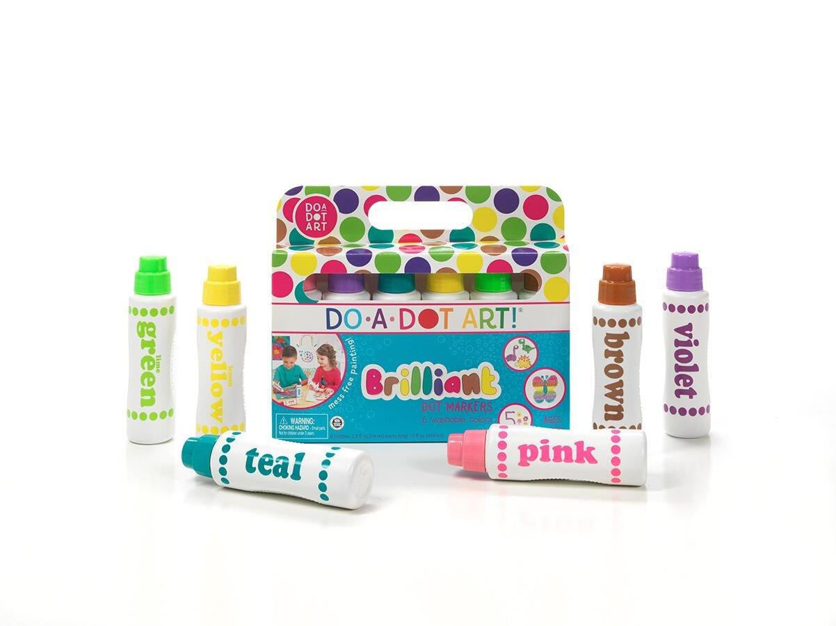 Do-a-Dot Art Art Art Brilliant Marker 6 Stück B00004W3Y5 | Spielen Sie Leidenschaft, spielen Sie die Ernte, spielen Sie die Welt  cd49a9