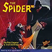 The Spider #17: The Pain Emperor | Grant Stockbridge