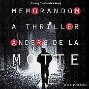 MemoRandom: A Thriller | Anders de la Motte