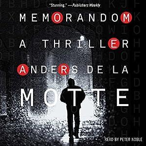 MemoRandom Audiobook