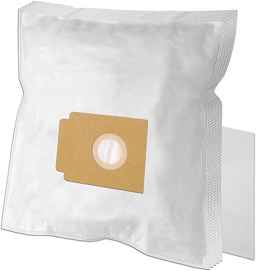 5 Bolsas de aspiradora para UFESA 1200 1300 Electronic: Amazon.es: Hogar