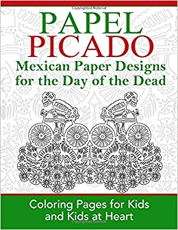 Amazon.com: Papel Picado: Mexican Paper Designs for the Day of the ...