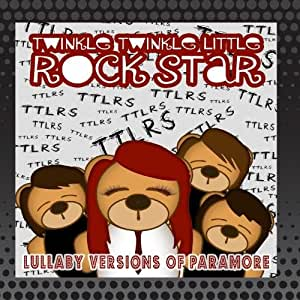Lullaby Versions of Paramore