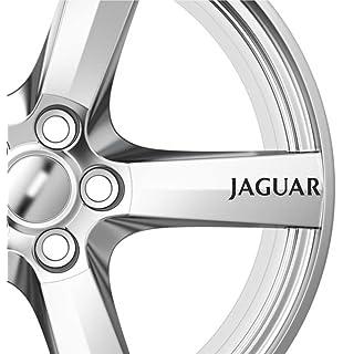 6 x Adhesivos Adhesivos decorativos de ruedas calidad premium de aleación de Jaguar Tipo X XJS