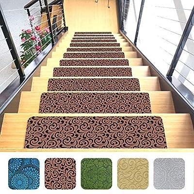 Diseño de Escalera y Tiras de Goma Antideslizante para Reducir el ...