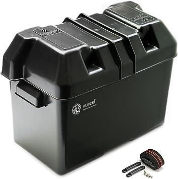 Xunzel Xunbox - Caja universal para batería, 1 pieza: Amazon.es ...