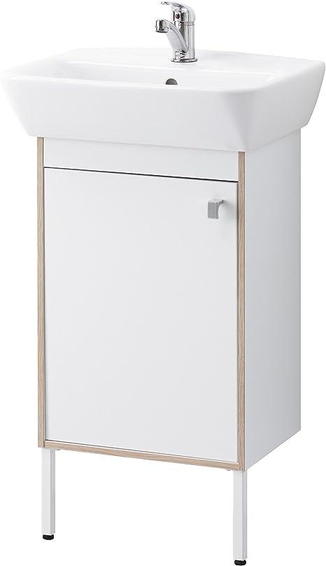 Zigzag Trading Ltd Ikea Tyngen Waschbecken Schrank Mit 1 Tur Weiss Amazon De Kuche Haushalt