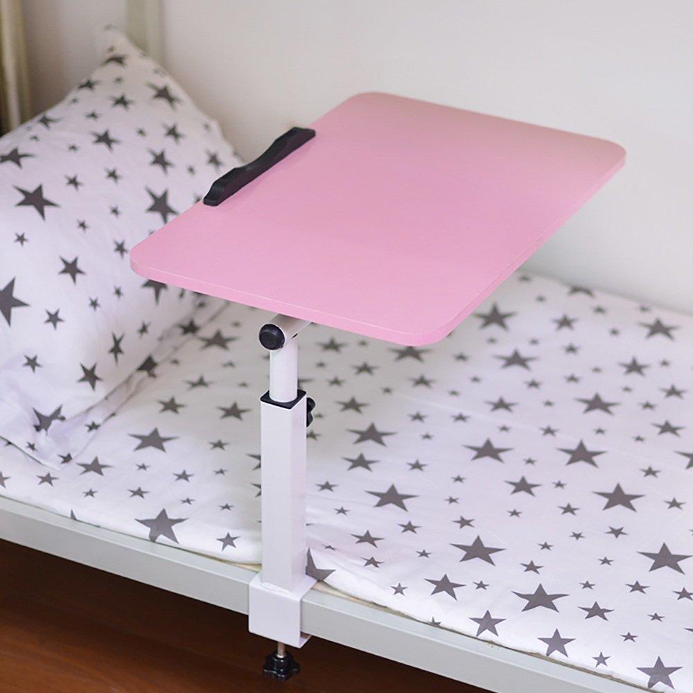 LJHA zhuozi 折りたたみテーブル/ラップトップテーブル/ブックデスク/怠惰な人デスク/マルチカラーオプション (色 : D)  D B07KS21MLG