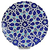 Turkish Plate, Iznik Pottery, Iznik Tile, Colorful, Dinnerware, Tableware, Gift Ideas, Accent Plates