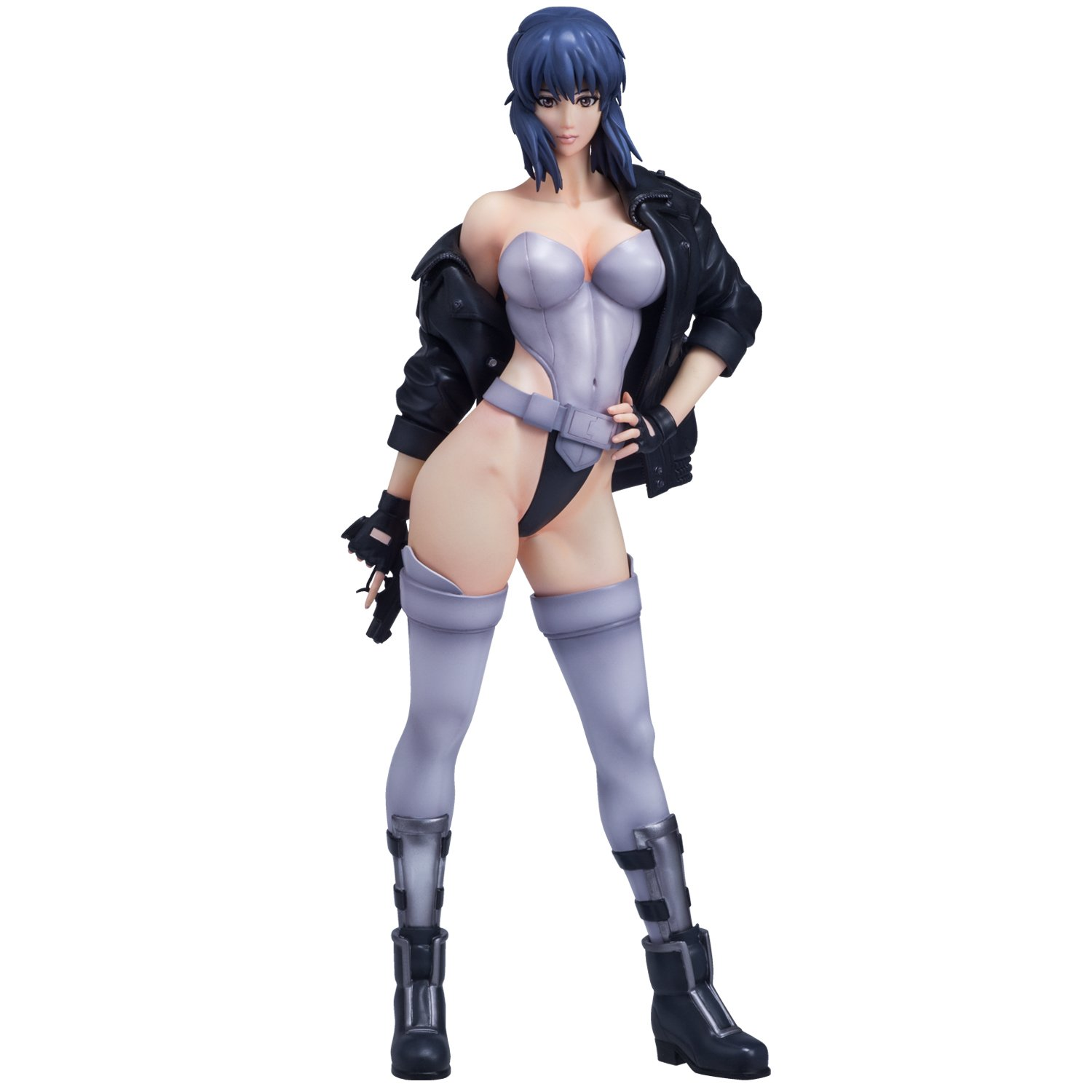 Hdge Technical Statue No 6 - Ghost in the Shell S.A.C: Motoko Kusanagi  (2017 Version)