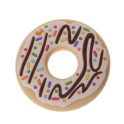 cuigu bebé Mordedor - Chupete Donut Forma Mordedor - sin BPA ...