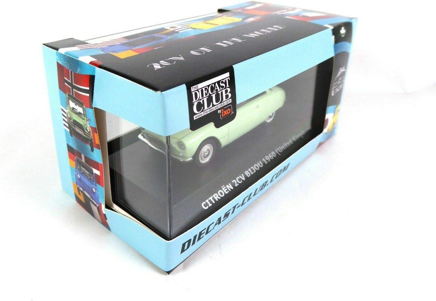 UK 2CV of The World 1//43 OPO 10 Citro/ën 2CV Bijou 1960