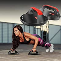 BeautyGL Portable Push Up Handles for Floor, Pushup Bars for Men, Total Pushup with Non-Slip
