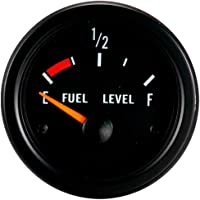 Autostyle pi48900Rendimiento Instrumento eléctrico Nivel de Combustible, 52mm