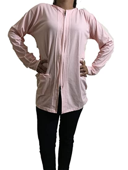 31461a3bc3cc FetchIt Girls Summer Coat Sun Coat pink  Amazon.in  Clothing ...