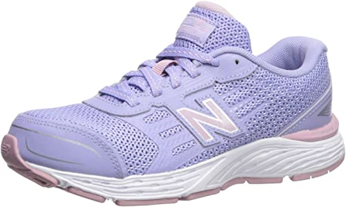 4. New Balance Kid's 680 V5 Running Shoes