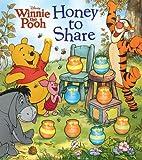 Disney Winnie the Pooh Honey to Share, Sara Miller, 0794425283