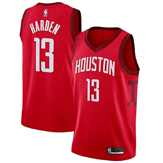 63ee36103 Amazon.com  James Harden  13 Houston Rockets 2018-19 Swingman Men s ...