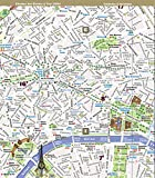 StreetSmart Paris Map by VanDam - City Street Map of Paris, France - Laminated folding pocket size city travel and Metro map with all attractions, ... and hotels (2018 English and French Edition)