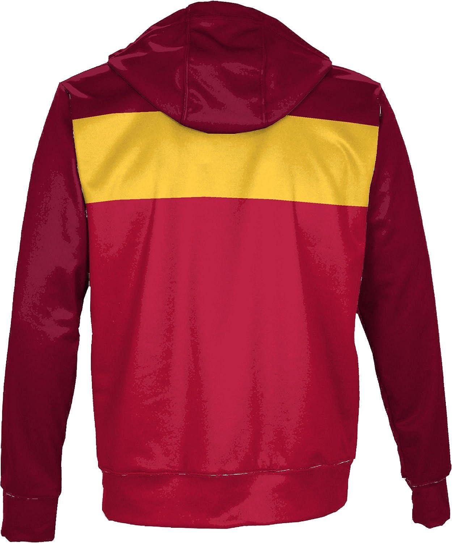 Prime School Spirit Sweatshirt Iowa State University Mens Pullover Hoodie