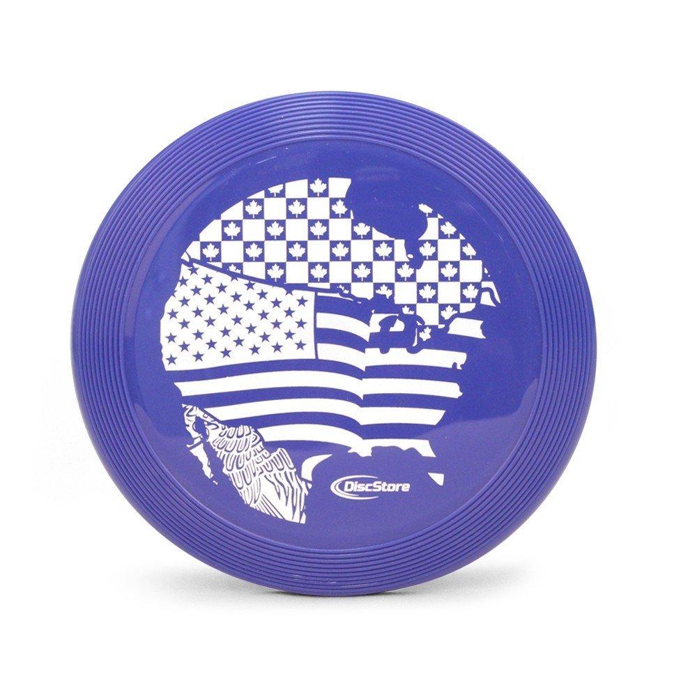 大特価 North American Mini Flying Disc American ブルー Disc B075NH2C5K B075NH2C5K, ミナミカタマチ:30b90d60 --- vilazh.indexis.ru:443