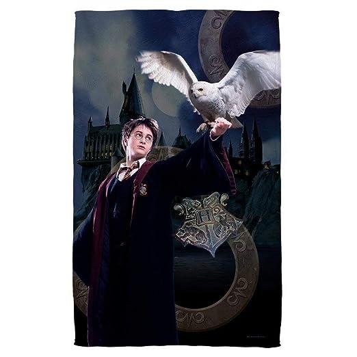 Harry Potter Beach Towel 31x 51 Jonggu Harry /& Hedwig