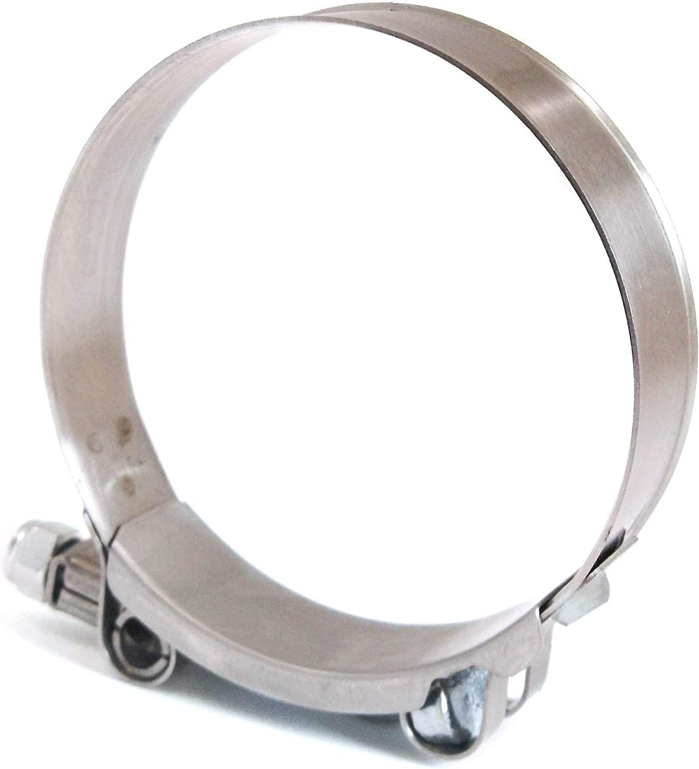 """97mm for 3.25/"""" inch Hose # SSTC-89-97 HPS Stainless Steel T-Bolt Clamp 89mm"""