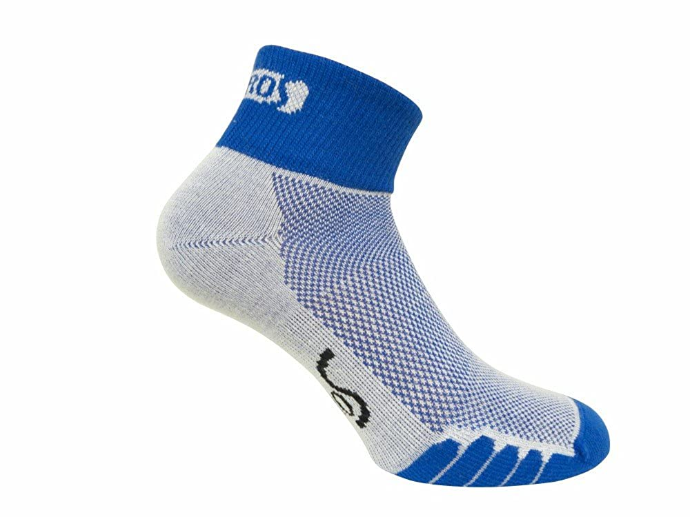 No Pinch Seamless Toe Eurosocks Cycling Socks Thick Cushion Feel Embraces The Foot Ventilation Knit- 4612