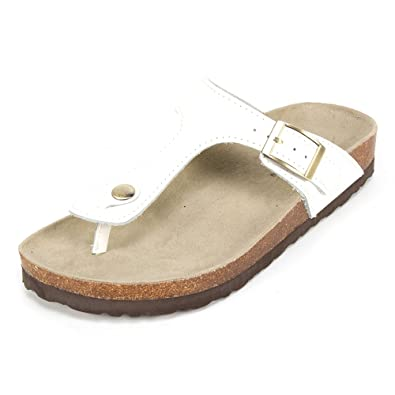 3f9c19276fe White Mountain Women's Chicory Wedge Sandal
