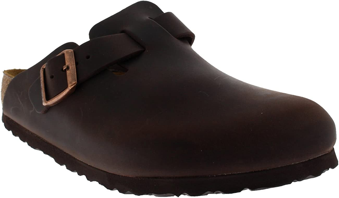 Birkenstock Men's Clogs Habana