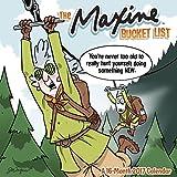Maxine Wall Calendar (2017)