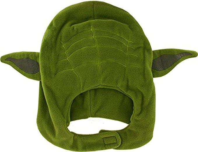 Amazon.com  Star Wars Yoda Mascot Hat  Clothing 7390c0d657e1