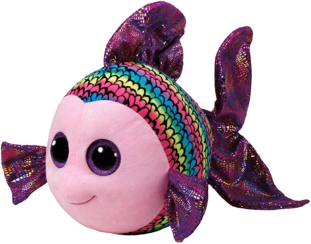 TY- Beanie Boos Flippy, pez, Multicolor, 40 cm (United Labels Ibérica 37245TY) , color/modelo surtido: Amazon.es: Juguetes y juegos