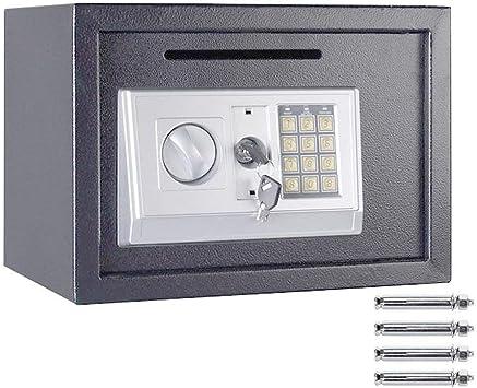 Caja de seguridad digital de acero, segura, eléctrica, para la ...