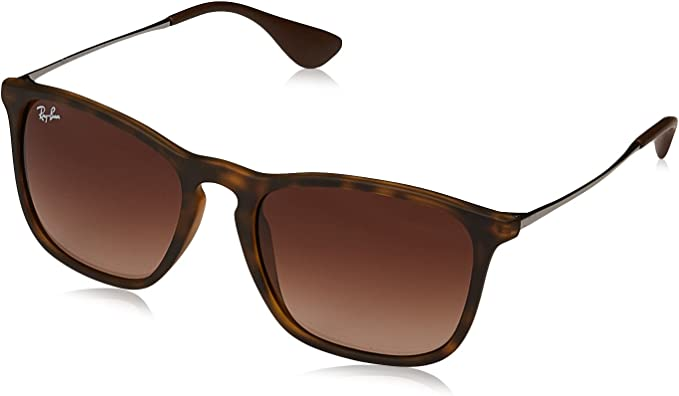Ray Ban RB4187 Chris Square Sonnenbrille 54mm
