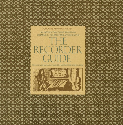 The Recorder Guide: An Guide Instruction Tulsa Max 79% OFF Mall Record