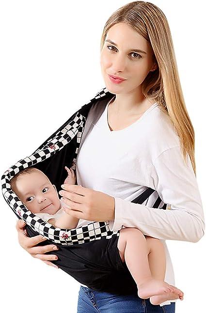 Babytragetuch Kindertragetuch Babybauchtrage Sling Tragetuch für Baby bis 20 KG