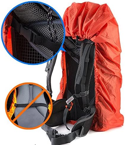 Naturehike Folding Waterproof Dustproof 20~75L Backpack Rucksack Cover Travel Cycling Climbing Hiking Outdoor Sports