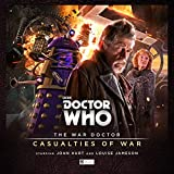 img - for The War Doctor 4: Casualties of War (Doctor Who - The War Doctor) book / textbook / text book